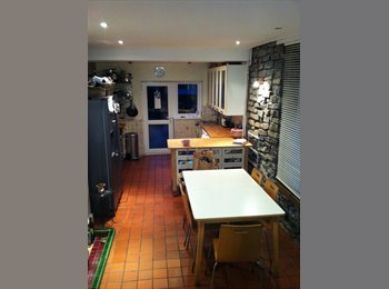 EasyRoommate UK - Large double with ensuite Penarth avail Jan 2015 - Cardiff City, Cardiff - £400