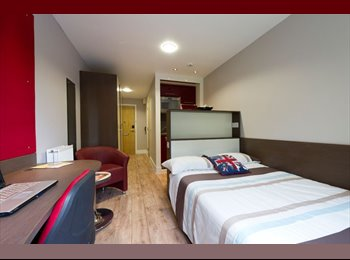 EasyRoommate UK - Student Studios to let in London Zone 1 - Elephant and Castle, London - £956