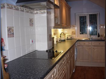 EasyRoommate UK -  Comfortable Double Room for rent - Mansfield, Mansfield - £325