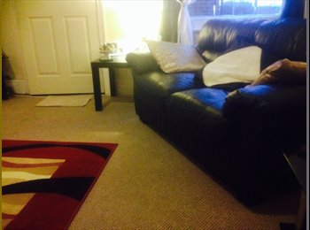 EasyRoommate UK - Room to let in large 5 bed flat - South Shields, South Tyneside - £400