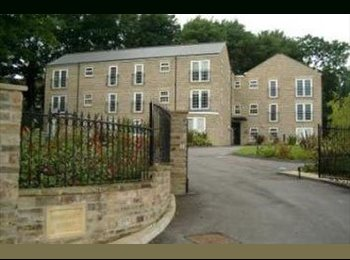EasyRoommate UK - New 2 Bed Penthouse - Dewsbury, Kirklees - £433