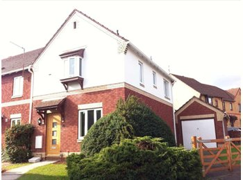 EasyRoommate UK - A Private Lovely Room in a Modern House to Rent - Penylan, Cardiff - £520