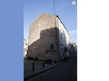 EasyRoommate UK - Room available to rent in 8 bedroom flat- newly renovated, town centre, bills included - Lancaster, Lancaster - £412