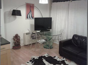 EasyRoommate UK - Zone 3 riverside, double room , own bathroom - North Woolwich, London - £600