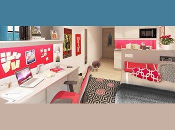 EasyRoommate UK - Brand new studio flats in Kingston - Kingston upon Thames, London - £1122