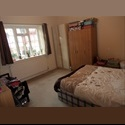 EasyRoommate UK Spacious double bedroom to let in Acton Town - Acton, West London, London - £ 560 per Month - Image 1