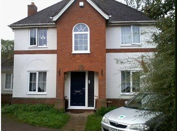 EasyRoommate UK - 500 PCM ALL INCLUSIVE NURSERY WALK - Cambridge, Cambridge - £500