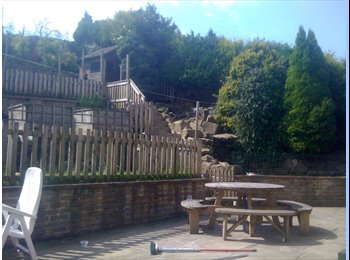 EasyRoommate UK - Double rooms to let Holmbridge - Holmfirth, Kirklees - £350