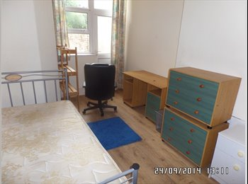 EasyRoommate UK - Large Double Ground Floor Room in Student House - Roath, Cardiff - £320