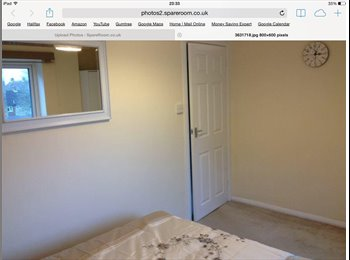 EasyRoommate UK - Lovely Double Room - St Albans, St Albans - £550
