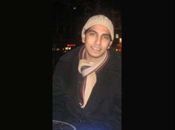EasyRoommate UK - Zaid - 30 - London