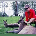 EasyRoommate UK - Me with a kangaroo - Aberdeen - Image 1 -  - £ 425 per Month - Image 1