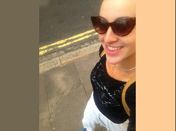 EasyRoommate UK - Zoe - 27 - Brighton and Hove