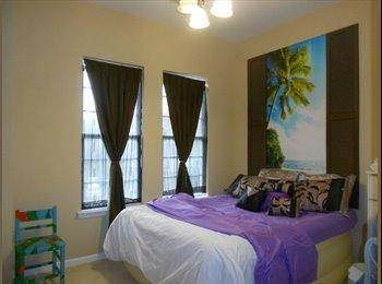 EasyRoommate US - Private Furnished Room and Bath - Central Nashville-Davidson Co., Nashville Area - $600