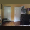 EasyRoommate US LARGHE SPACIOUS SUNNY FURNISHED ROOM FOR RENT - Harlem, Manhattan, New York City - $ 800 per Month(s) - Image 1