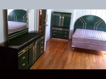 EasyRoommate US - LARGE FURNISHED ROOM w/ PAID UTILITIES & INTERNET - East Allegheny, Pittsburgh - $750