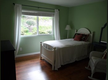 EasyRoommate US - Lovely, Clean, Quiet Home for Woman 55+ - Oceanside, San Diego - $600
