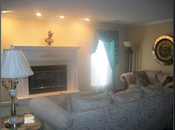 EasyRoommate US -  5 Minutes to VW or Amazon or Hamilton place mall - Chattanooga, Chattanooga - $550