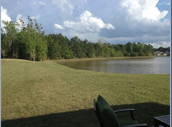 EasyRoommate US - House on the Lake - North Jacksonville, Jacksonville - $700