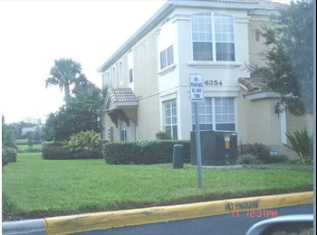 EasyRoommate US - Metrowest Townhouse - Orlando - Orange County, Orlando Area - $600