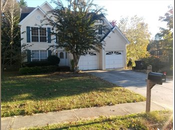 EasyRoommate US - Queen Bed+Private Bath+Utils! - Lawrenceville / Snellville, Atlanta - $600