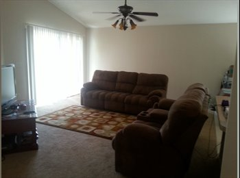 EasyRoommate US - Oakleaf room for rent - Southwest Jacksonville, Jacksonville - $450