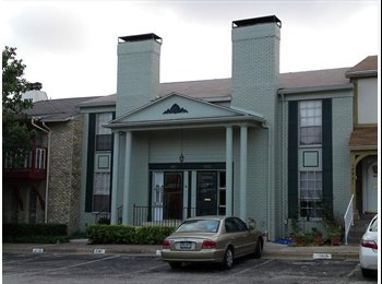 EasyRoommate US - 1500 Sq Ft Townhouse 4 miles to UTD - Other North Dallas, Dallas - $650