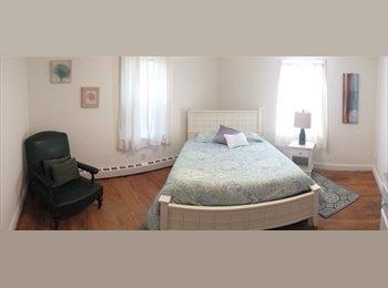 EasyRoommate US - Bright, Cozy room in quiet neighborhood! - Worcester, Worcester - $650