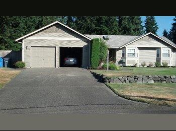 EasyRoommate US - Roommate Wanted - Pierce, Tacoma - $600