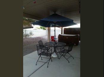 EasyRoommate US - Room for rent in clean safe home. - Boulder Ranch, Las Vegas - $500