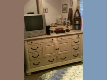 EasyRoommate US - One bedroom furnished room for rent - Katy, Houston - $400