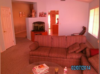 EasyRoommate US - Share Home With Two Women - Antelope Valley, Los Angeles - $400