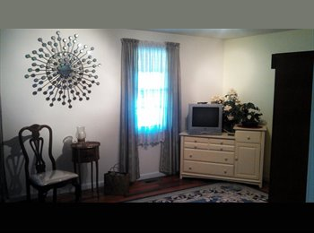 EasyRoommate US - Beautiful Large Semi-furnished Room - Salem, Other-New Hampshire - $700