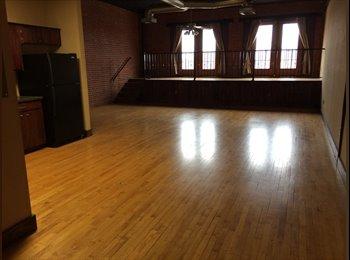 EasyRoommate US - NEW YORK STYLE LOFT IN DOWNTOWN LONGVIEW -SUBLET - Longview, Longview - $1195