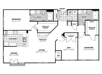 EasyRoommate US - Looking for a New Roommate for our 3 Bedroom/2Bath - Alexandria, Alexandria - $983
