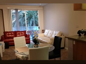EasyRoommate US - 2BR Furnished Suite Near the Beach and Pier - Santa Monica, Los Angeles - $2500