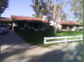 EasyRoommate US -  $650 Room for rent in Temecula - Temecula, Southeast California - $650