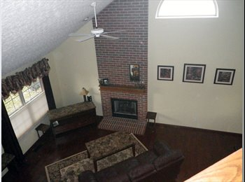 EasyRoommate US - Loft, Two Rooms and Private Bath - Columbus Area, Columbus Area - $700