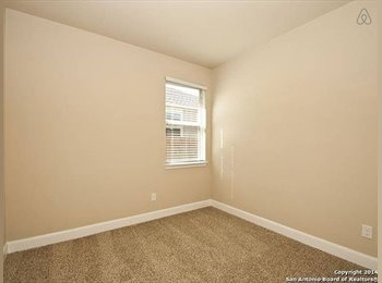EasyRoommate US - Room w/Utilities (Culebra & 1604W)  rooms - NW San Antonio, San Antonio - $600