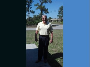 EasyRoommate US - Paul - 70 - Other-Florida