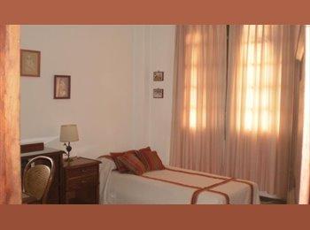 Habitación c/baño :  MAUSI SEBESS -IAG -SAN ANDRES
