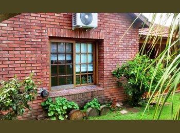 Alquilo habitaciones Casa linda y grande ZonaNorte