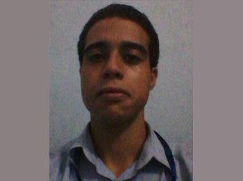 EasyQuarto BR - Diogo - 26 - Manaus