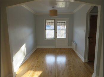 EasyRoommate CA - Renovated apartment for rent, semi-furnished, wifi - Rosemont - La Petite-Patrie, Montréal - $800