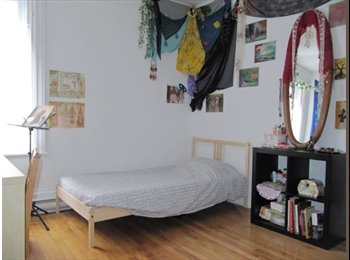 EasyRoommate CA - Room for rent all included JAN 2015 only - Le Plateau-Mont-Royal, Montréal - $500