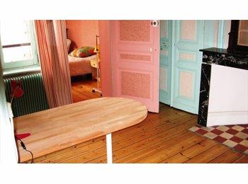 Appartager FR - Villa meublée en colocation - 1 chambre disponible - Dunkerque, Dunkerque - €280