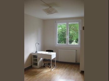 Appartager FR - Chambre 11m2 dispo coloc à 4 secteur fac Pessac ! - Pessac, Bordeaux - €410