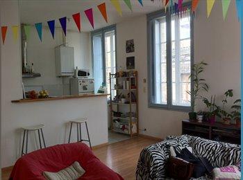Appartager FR - Sous location d'un mois fin dec- fin janv - Capucins - Victoire - St Michel - Ste Croix, Bordeaux - €450