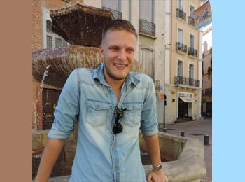 Appartager FR - Maxime - 21 - Toulouse