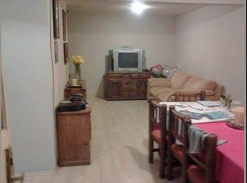 Renta de habitaciones en casa independiente